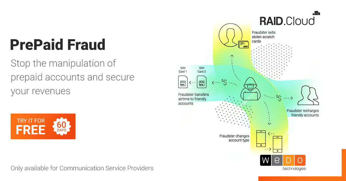 PrePaid Fraud - Protect your business from prepaid account